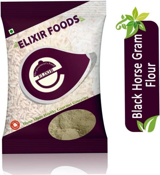 Elixir foods Black Horse Gram Flour /Kulthi / Kollu Flour