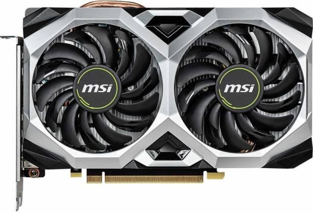 MSI NVIDIA GEFORCE RTX 2060 6 GB GDDR6 Graphics Card