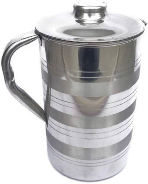 APM 2 L Water steel works 2 L Water Jug (Stainless Steel) Jug