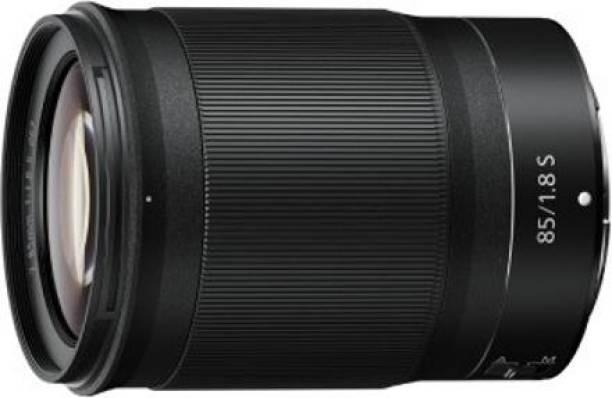 NIKON Nikkor Z 85mm f/1.8 S   Lens