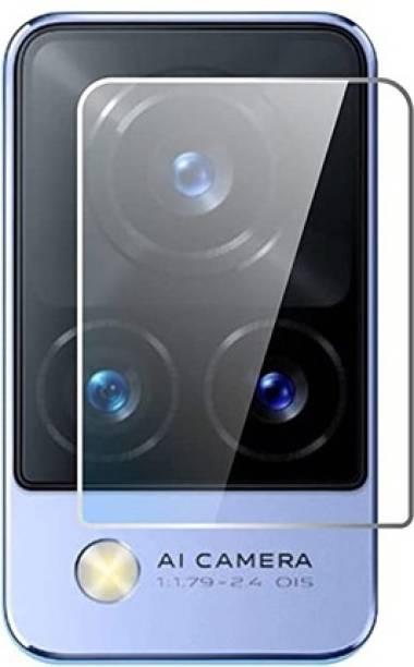 hirdesh Back Camera Lens Glass Protector for ViVO V21 5G