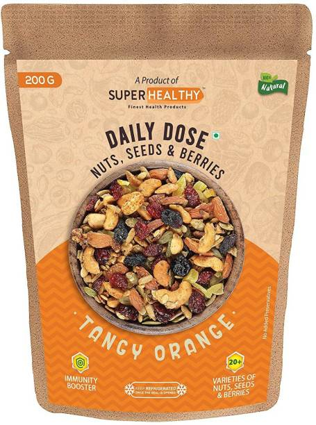 Super Healthy Daily Dose Tangy Orange