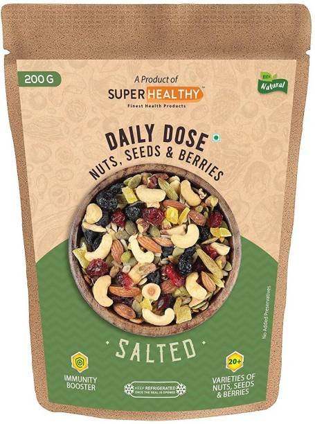 Super Healthy Daily Dose Salted -200g