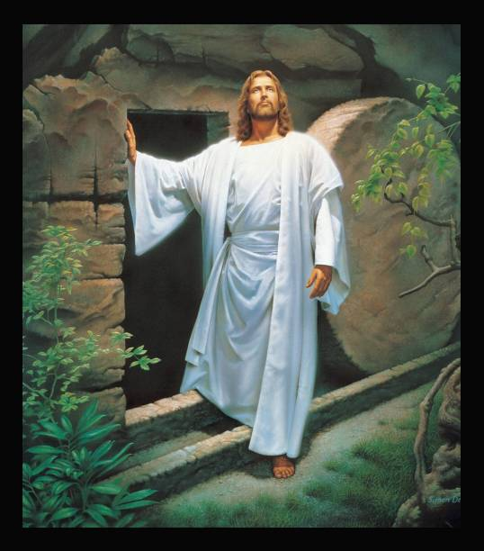 Darsh Craft Lord Jesus Photo Frame B02 Digital Reprint 12 inch x 8 inch Painting