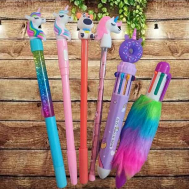 Urban Festivities unicorn Gel Pen