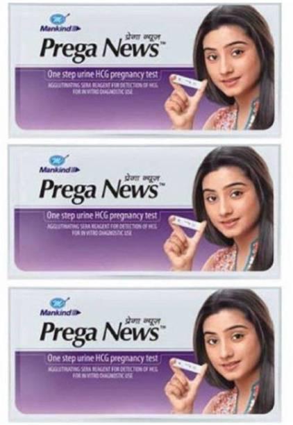 Mankind at home one step urine HCG Digital Pregnancy Test Kit