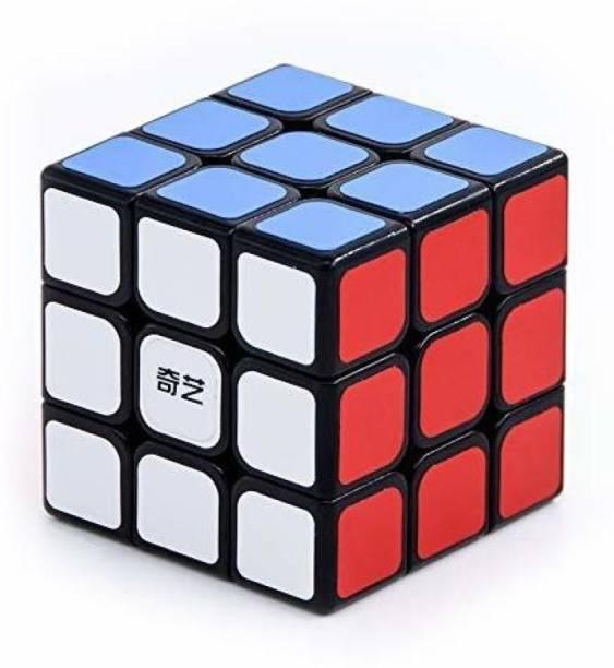 Maadi High Speed Rubik's Cube Smooth Magic Puzzle Cube Brainteaser Toy for Boy & Girl