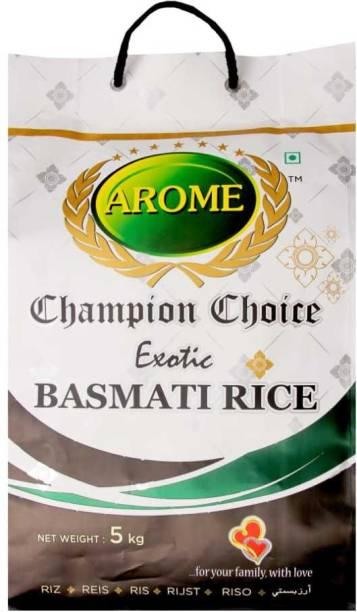 Arome Champion Choice Exotic Basmati Rice-5 KG Long Grain Rice (Long Grain)