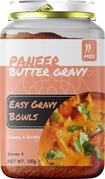 ALCO SPICES Paneer Butter - premium gravy | Healthy and Delicious | Cooks within minutes | Non - GMO, Gluten Free, Soy Free