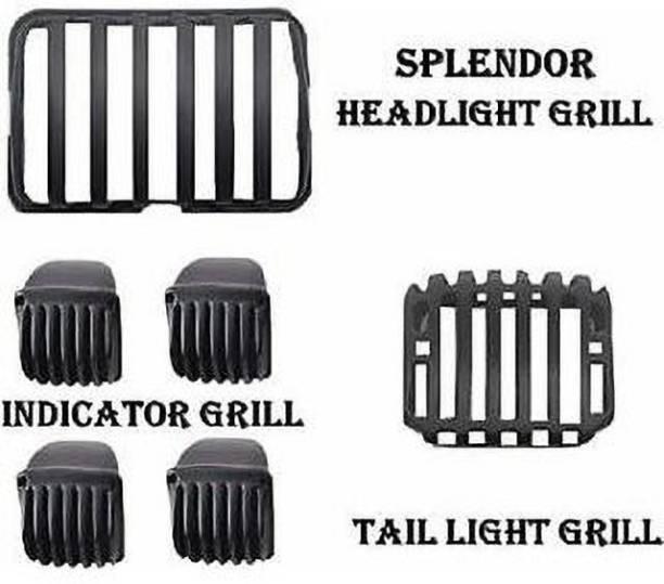auto trends Front, Side, Rear NA Indicator Light for Hero Splendor Plus, Splendor