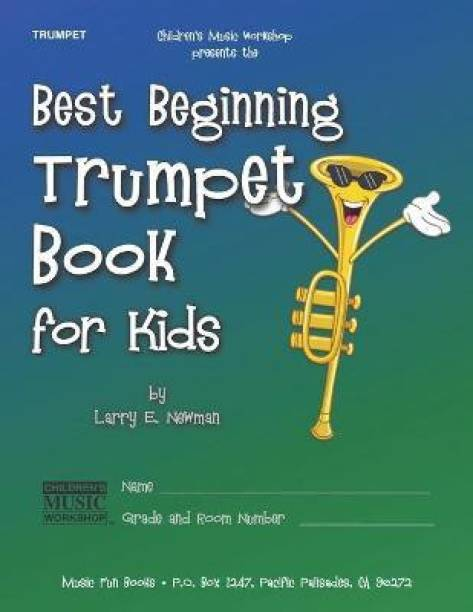 Best Beginning Trumpet Book for Kids