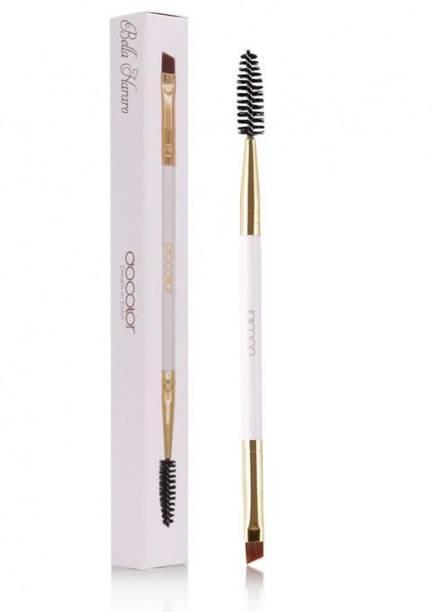 BELLA HARARO Skinplus Makeup Brush Duo Head Eye Brow Brush Eyeshadow Professional Series Eye Brow Brush