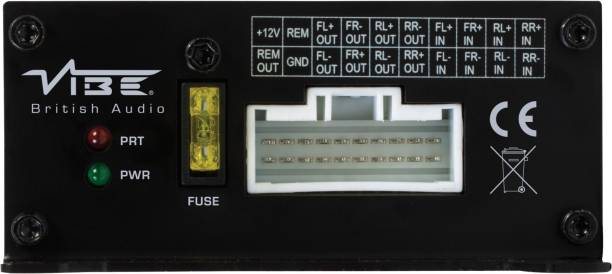 Vibe POWER BOX 65.4M-V7 Mono Class D Car Amplifier
