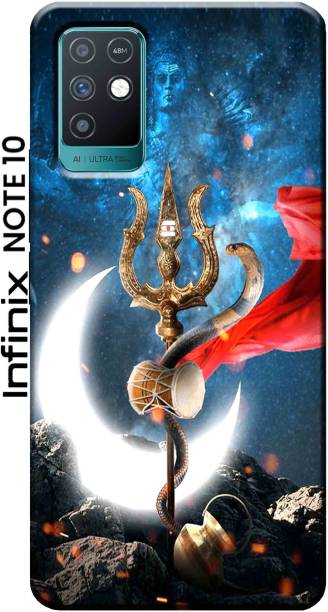 YorktoSis Back Cover for Infinix Note 10