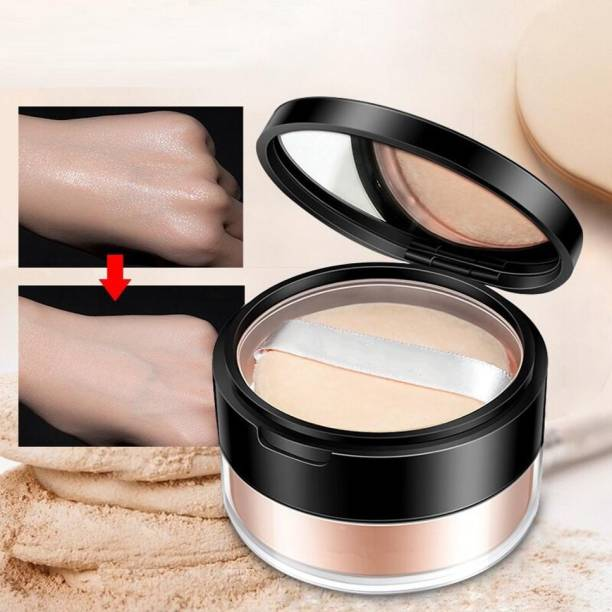 SEUNG MATTE FINISHING LOOSE POWDER COMPACT FOR ALL TYPE OF SKIN Compact