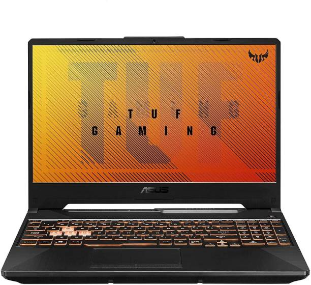 ASUS TUF Core i5 10th Gen - (8 GB/1 TB SSD/Windows 10 Home/4 GB Graphics/NVIDIA GeForce GTX 1650 Ti/144 Hz) FX506LI-HN270T Gaming Laptop