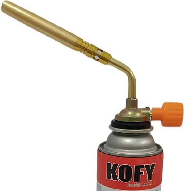 Kofy Gas torch with Butane Can 500ml Flambe Torch & Mould Set