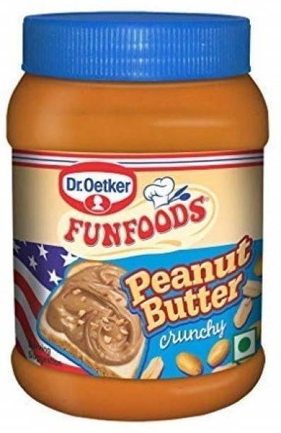 FUN FOODS Peanut Butter Crunchy 925 Gram 925 g