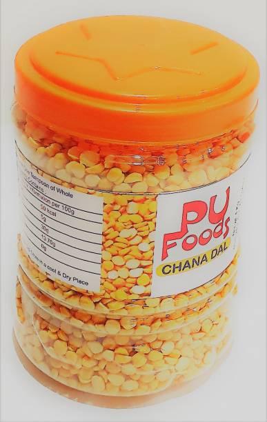 PU FOODS Yellow Chana Dal (Split)