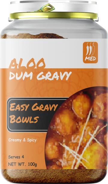 ALCO SPICES Aloo Dum - premium gravy | Healthy and Delicious | Cooks within minutes | Non - GMO, Gluten Free, Soy Free
