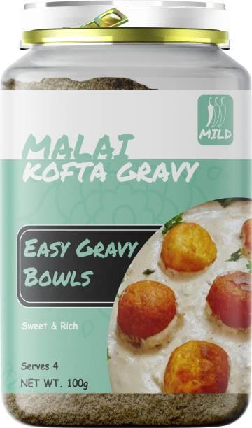 ALCO SPICES Malai Kofta - premium gravy | Healthy and Delicious | Cooks within minutes | Non - GMO, Gluten Free, Soy Free