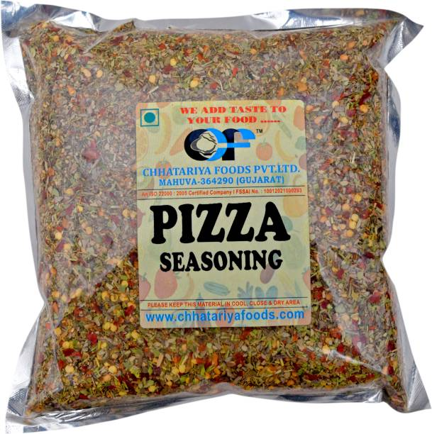 Chhatariya Foods PIZZA SEASONING