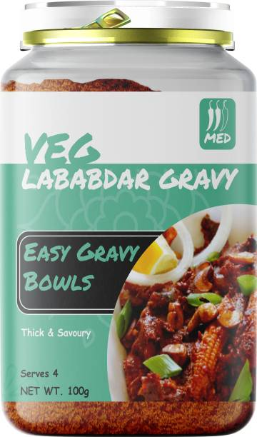 ALCO SPICES Veg Lababdar - premium gravy | Healthy and Delicious | Cooks within minutes | Non - GMO, Gluten Free, Soy Free