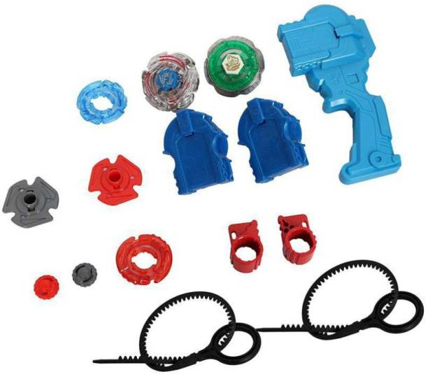 CrazyBuy Beyblade With Metal Fury 4D System Beyblade Spinning Toy