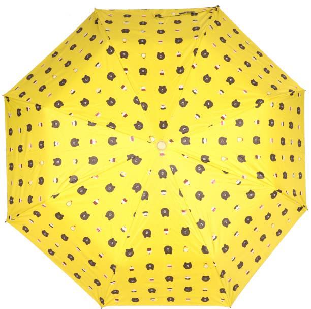 KK 3-Fold TEDDY Jumbo Umbrella