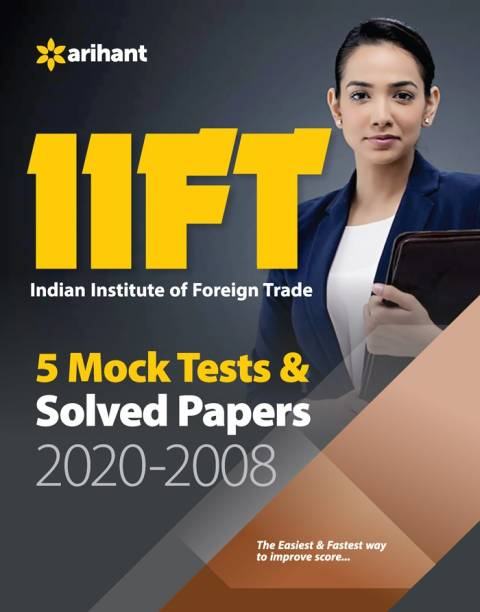 IIFT Solved Paper and Mock Test 2020-2008