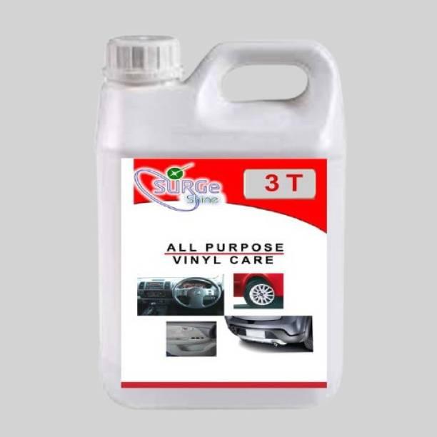 3T Liquid Car Polish for Dashboard