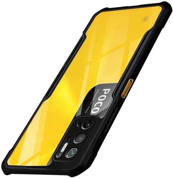 Casener Back Cover for Poco M3 Pro 5G