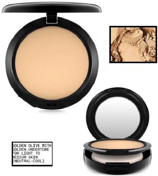 KYRE MATTE COMPACT POWDER WITH A PUFF Compact