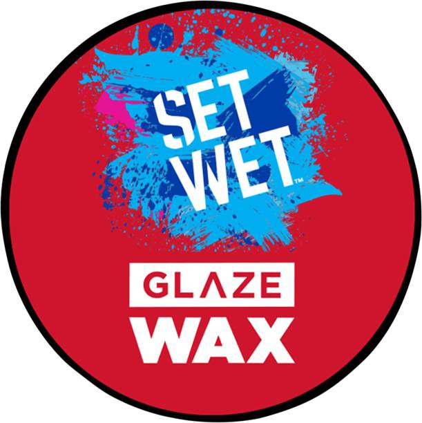 SET WET Glaze Hair Styling Wax Hair Wax