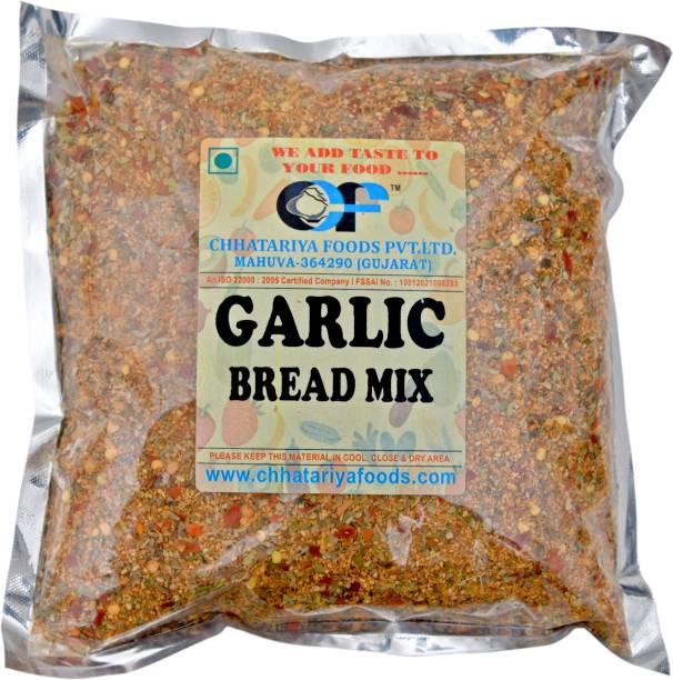 Chhatariya Foods GARLIC BRED MIX _ 250 GM