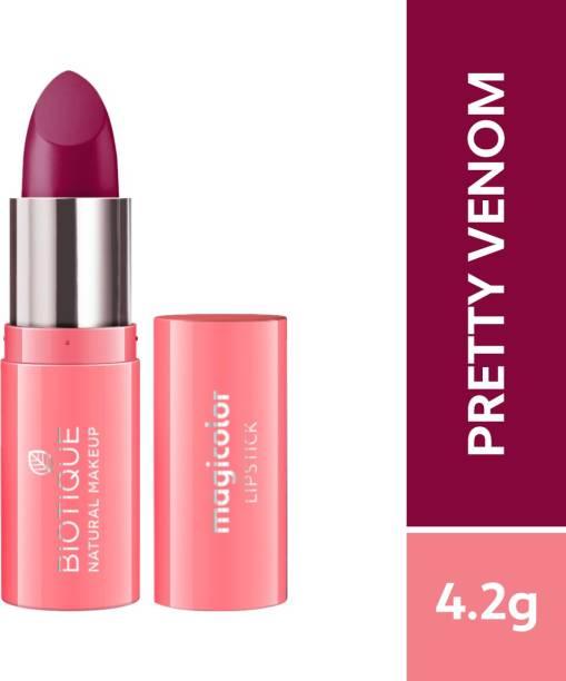 BIOTIQUE Magicolor Lipstick, Pretty Poison