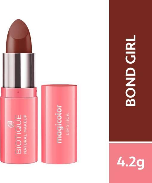 BIOTIQUE Magicolor Lipstick, Bond Girl