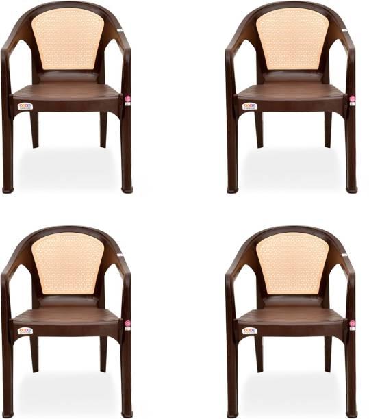 AVRO furniture Plastic Living Room Chair
