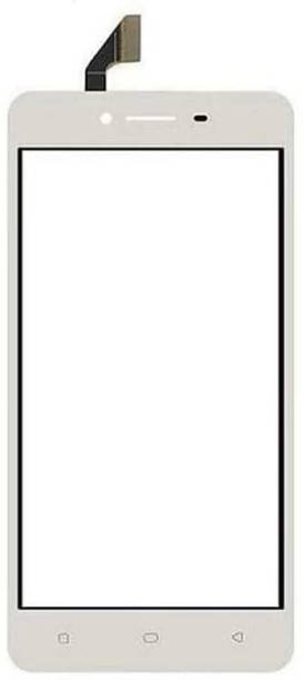 mobspot Haptic/Tactile touchscreen Mobile Display for OPPO OPPO A37F White NO DISPLAY ONLY TOUCH SCREEN