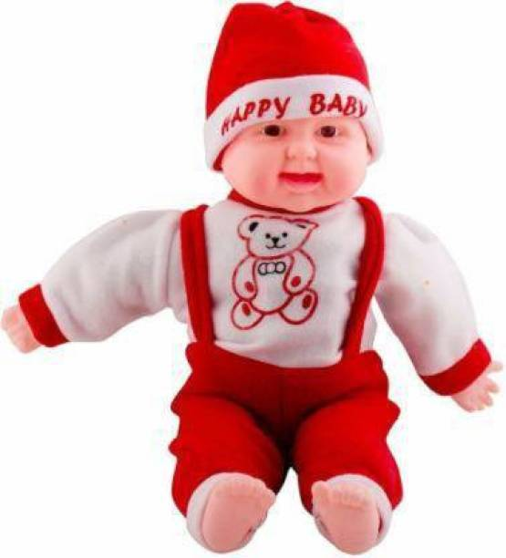shubhcollection Baby Musical and Laughing Boy Doll