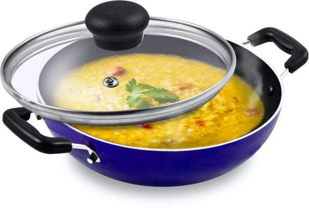 Master Perfect Induction Kadhai 24 cm diameter with Lid 2.3 L capacity
