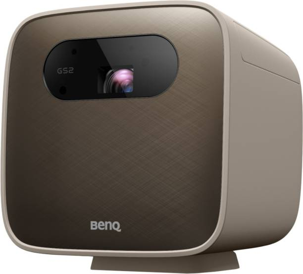 BenQ GS2 (500 lm / 2 Speaker / Wireless / Remote Controller) Portable Projector