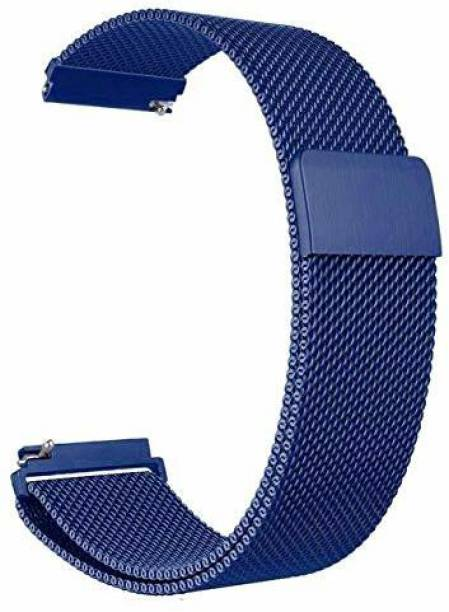 gettechgo Magnetic Milanese 20mm Band Strap Smart Watch Strap