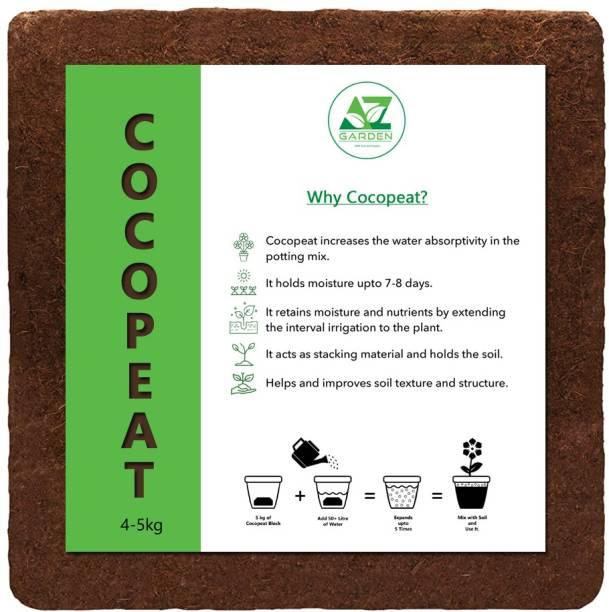 A2Z Garden Cocopeat Block Manure