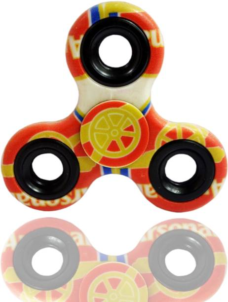 PREMSONS Printed Fidget Spinner Stress Relief Anxiety Toys Best Autism Fidgets Spinners For Adults Children Finger
