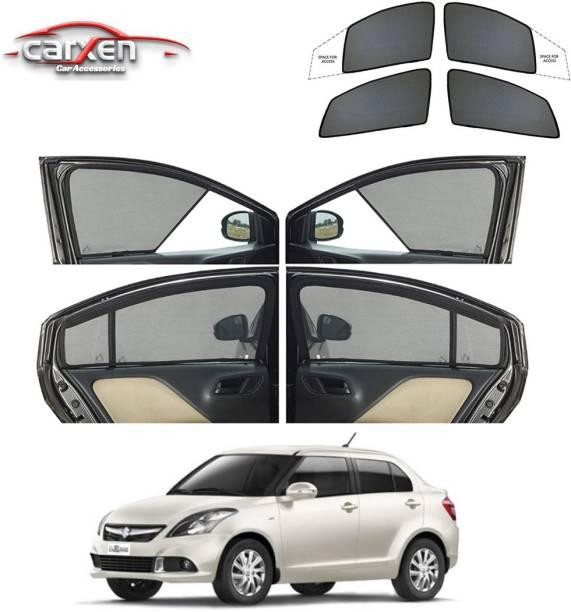 carxen Side Window Sun Shade For Maruti Suzuki Swift Dzire