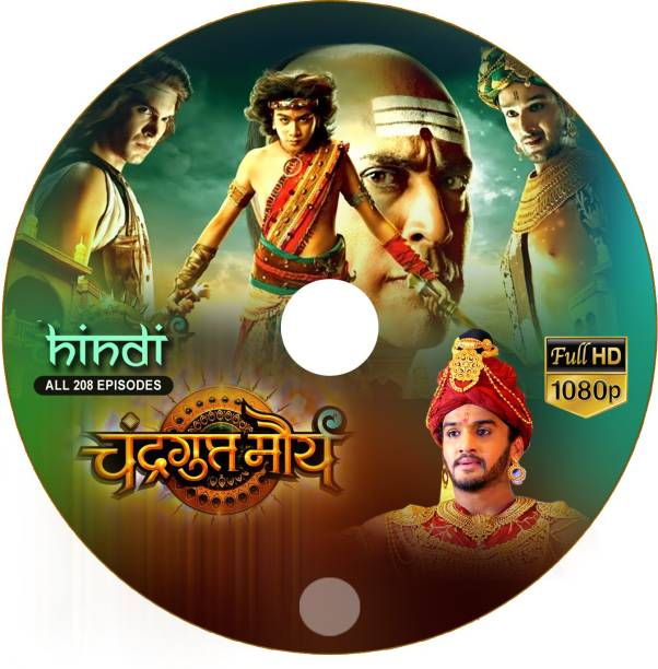 Chandragupta Maurya -Sony Tv Serial-All 208 Episodes-1080p 1