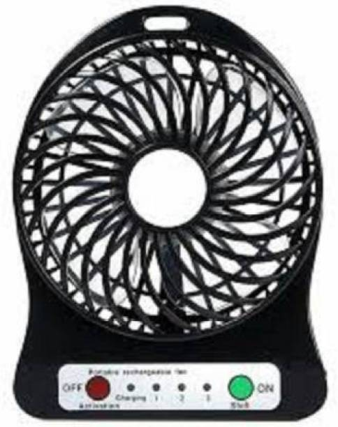 DILURBAN Super Collection Good Quality Portable Rechargeable Fan Air Cooler Mini Operated Desk USB Charging 3 Mode Speed fan for Wind Speeds Control, LED Lighting Function Air Cooling Hand held Personal Cooling Fan, mini fan for desk, Home ,kitchen ,travel, car ,Office ,Indoor, Outdoor activities USB Mini Fan-07 Rechargeable Fan, USB Fan, USB Air Cooler