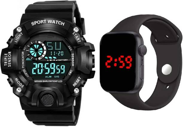hala Digital Watch  - For Men