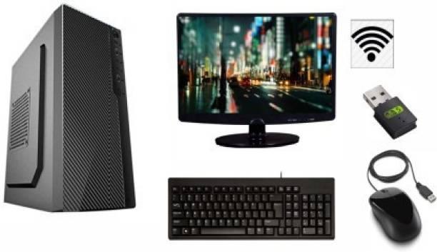 TECH- Assemblers Intel Core 2 Duo (4 GB DDR3/500 GB/Windows 7 Professional/512 MB/15.6 Inch Screen/1 GB|Free DOS|Core 2 Duo|[15.6, 23.0)|4.0_BL)